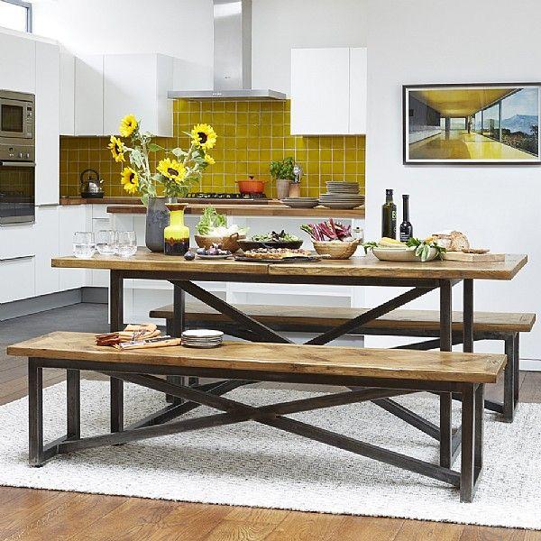 Best 25 Solid Oak Dining Table Ideas On Pinterest