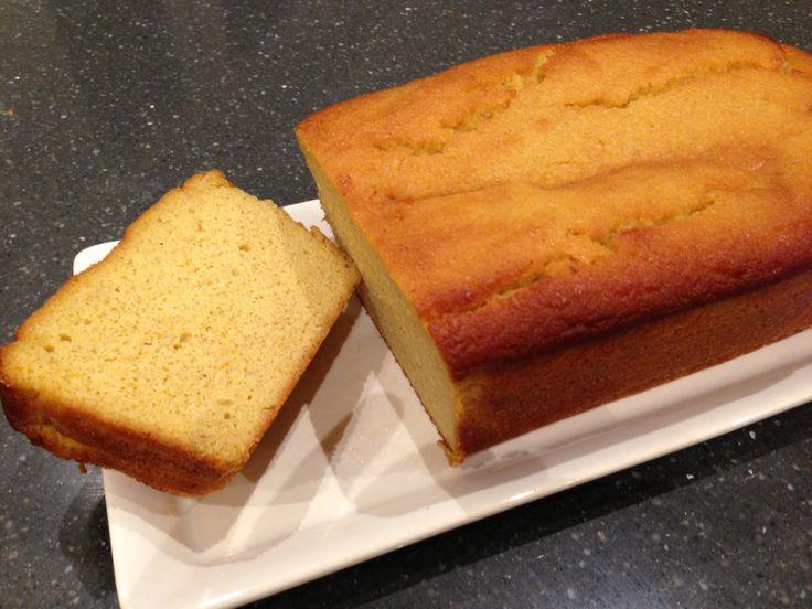 Tom Kerridge's Spiced Orange Cake.