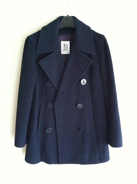 winter chic | Jones new york pea coat | Cozy. | Pinterest