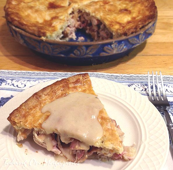 Moravian Chicken Pie from The Complete Cook's Country TV Show Cookbook