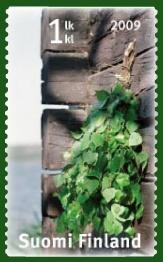 Sauna stamps 6/5/2009