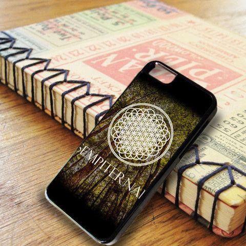 Sempiternal Forest Album iPhone SE Case