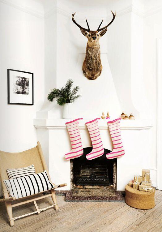OYOY Christmas stockings