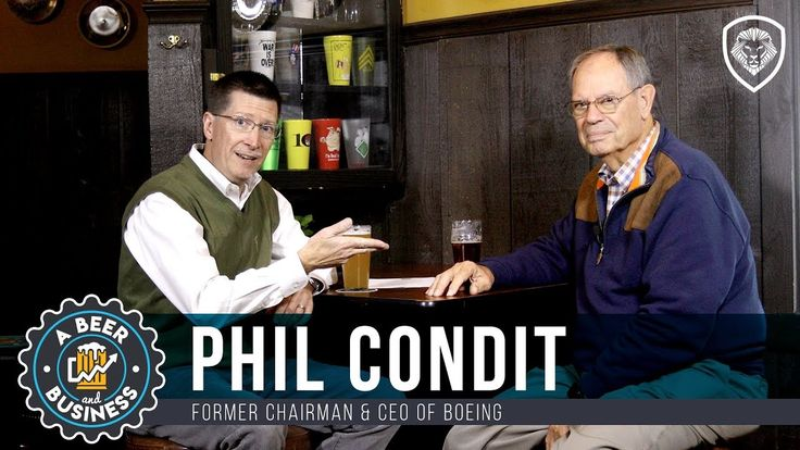 How to Lead a Startup Like a $108 Billion Dollar Company - Former CEO of Boeing, Phil Condit #wysseoagency