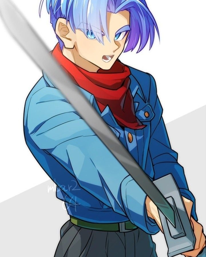 Future Trunks 🔥