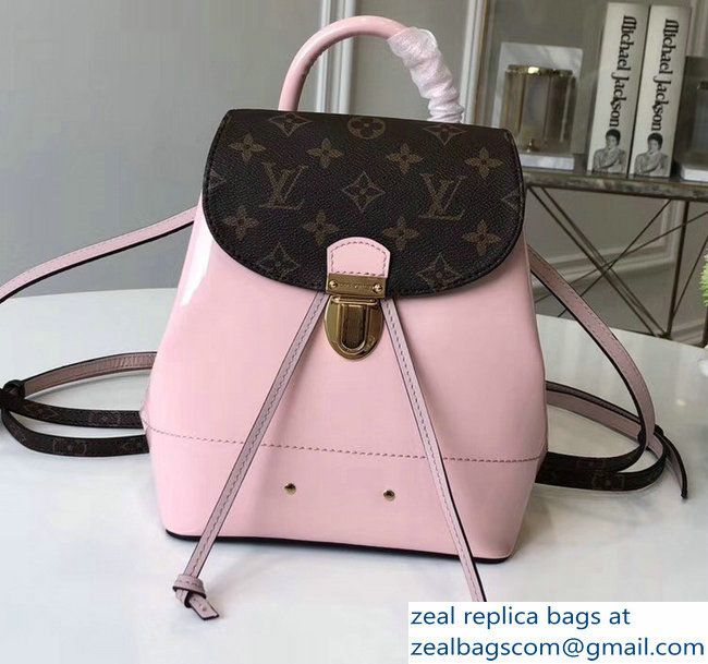 Louis Vuitton Hot Springs Mini Backpack Bag Pink 2018 2803115514 ... dd77a8c390e33