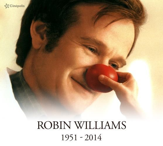 My sister walked into my room yesterday and told me that one of my favorite actors, Robin Williams, had died. I remember watching his movies like: Hook, Aladdin, Night at the Museum, Jumanji, and so many more when I was a kid and I still love them now. Robin Williams will be missed. R. I. P.  Robin Williams. Thank you for the years of laughter and adventure.