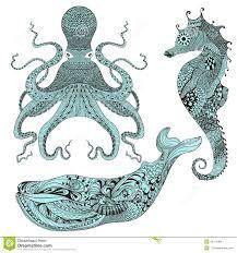 Image result for нарисованный кит
