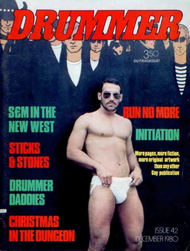 Drummer Magazine Gay 83