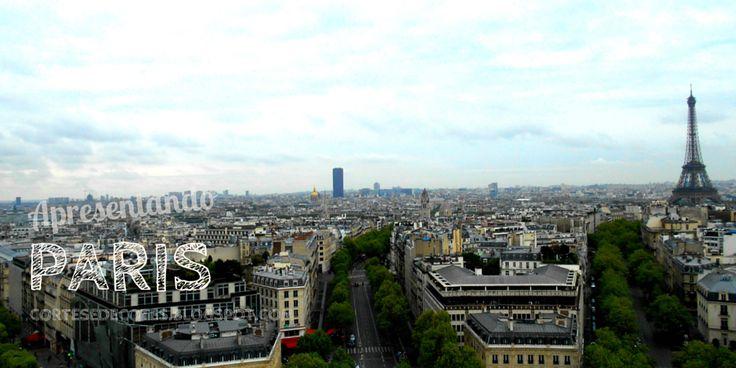 Presenting Paris to you cortesedecotes.blogspot.com