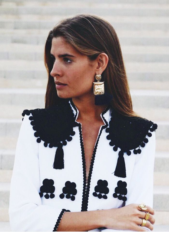 These+Spanish+Fashion+Girls+Will+Teach+You+a+Thing+or+Two+About+Summer+Style+via+@WhoWhatWearUK