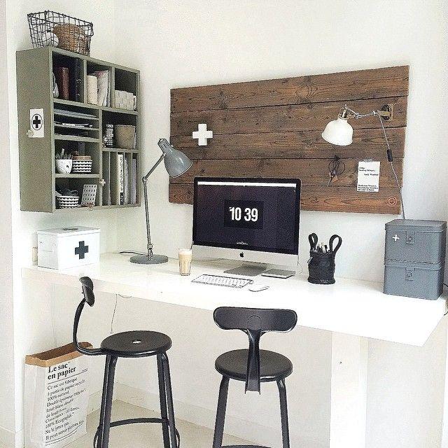 werkplek-awesome home office space!