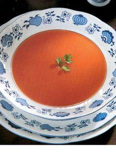 Domates çorbası Tarifi - Türk Mutfağı Yemekleri - Yemek Tarifleri