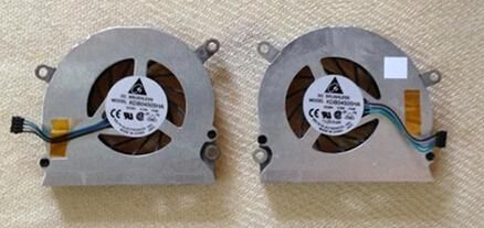 """[Visit to Buy] 90%NEW For Apple MacBook Pro 15.4"""" C2D A1211 A1226 A1260 Left & Right Series Laptop CPU Fan KDB04505HA 100% working #Advertisement"""