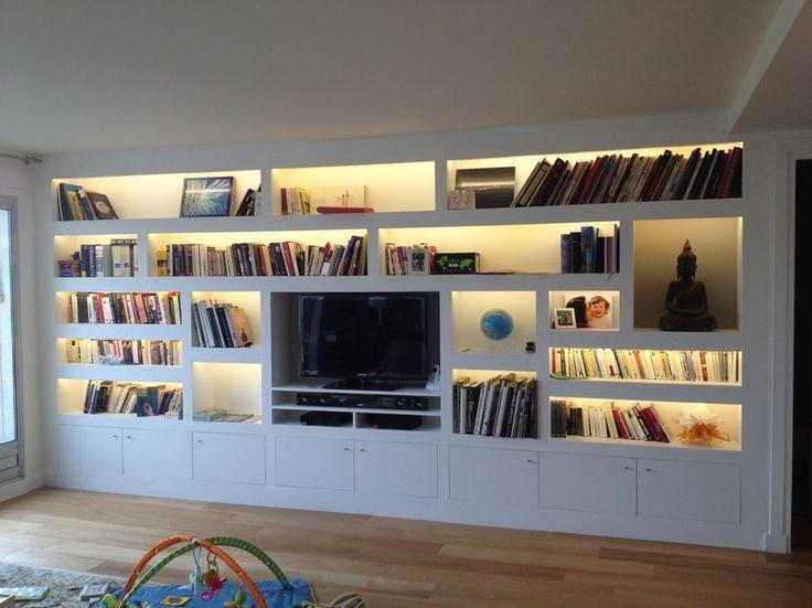 Spécialistes des bibliothèques sur mesure à Paris
