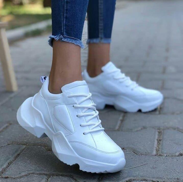 Bayan Spor Ayakkabi Platform Topuklu Ayakkabi Nike Air Max Moda Ayakkabilar