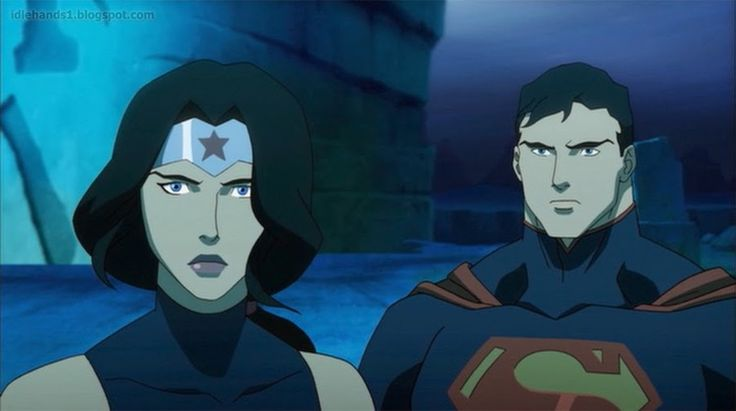 dc nation wonder woman animated movie | 12-images-from-justice-league-throne-of-atlantis-animated-movie11