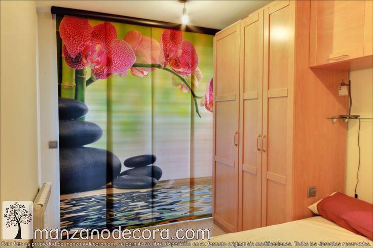 17 best images about paneles japoneses on pinterest madrid - Estores baratos madrid ...