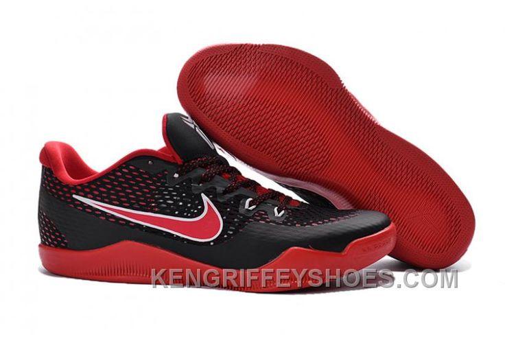 https://www.kengriffeyshoes.com/nike-kobe-11-em-black-red-basketball-shoes-sale.html NIKE KOBE 11 EM BLACK RED BASKETBALL SHOES SALE Only $99.00 , Free Shipping!
