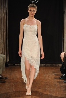 Sarah Jassir printemps 2013 des robes de mariée