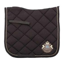 LAMICELL Dressyrschabrak 'Royal' Choco/Tan