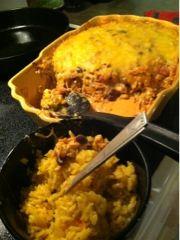 Delicious recipe! Mexican Dorito Casserole!