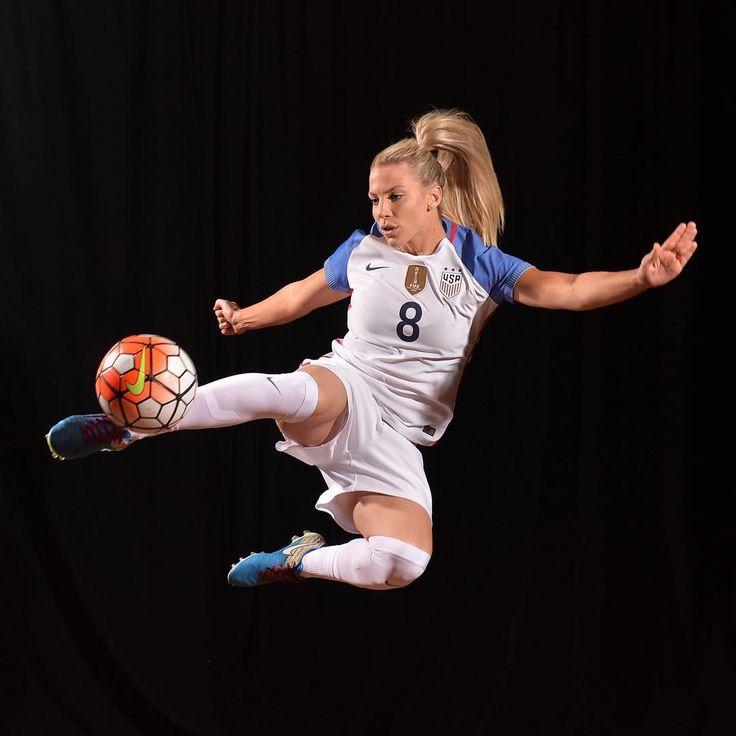 "U.S. Soccer WNT on Instagram: ""The Karate Kid or Julie Johnston? #Merica"""