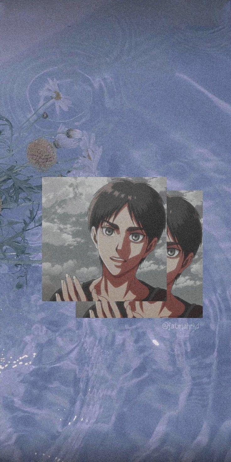 Eren Jaeger Wallpaper In 2020 Anime Wallpaper Cute Anime Wallpaper Anime Wallpaper Phone