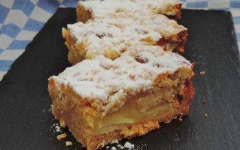 Appel kruimel cake bakken. Garantie voor tevreden gasten