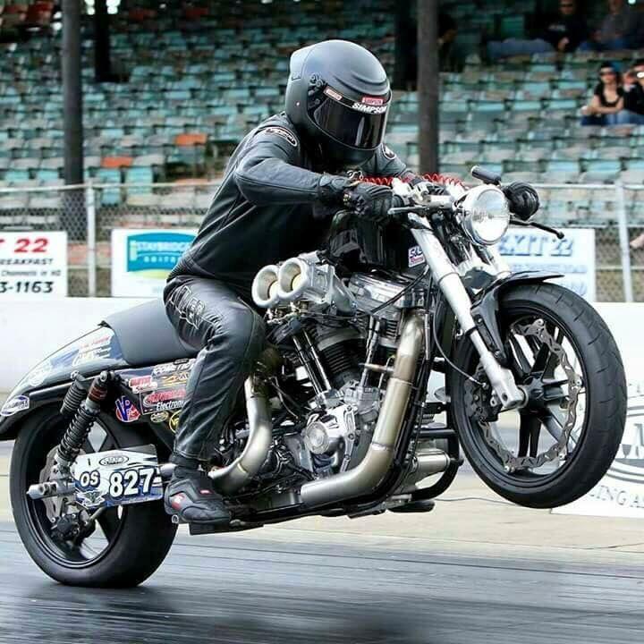 FXR drag race
