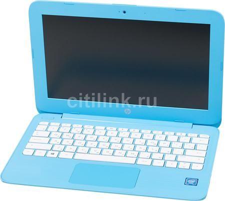 "Ноутбук HP Stream 11-y000ur, 11.6"", Intel Celeron N3050, 1.6ГГц, 2Гб, 32Гб SSD, Intel HD Graphics , Windows 10, голубой [y3u90ea]  — 13990 руб. —  экран: 11.6"";  разрешение экрана: 1366х768; процессор: Intel Celeron N3050; частота: 1.6 ГГц (2.16 ГГц, в режиме Turbo); память: 2048 Мб, DDR3L, 1600 МГц; SSD: 32 Гб; Intel HD Graphics ; WiFi;  Bluetooth; HDMI; WEB-камера; Windows 10"