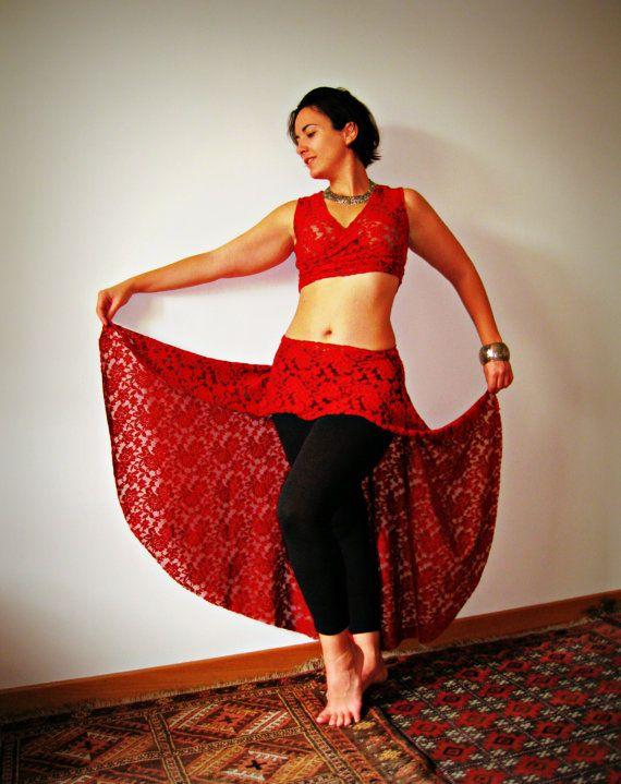 Carmencita - costume per flamenco, danza del ventre e tribal fusion