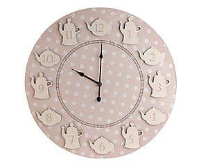 Orologio da parete in mdf Teiere - d 60 cm