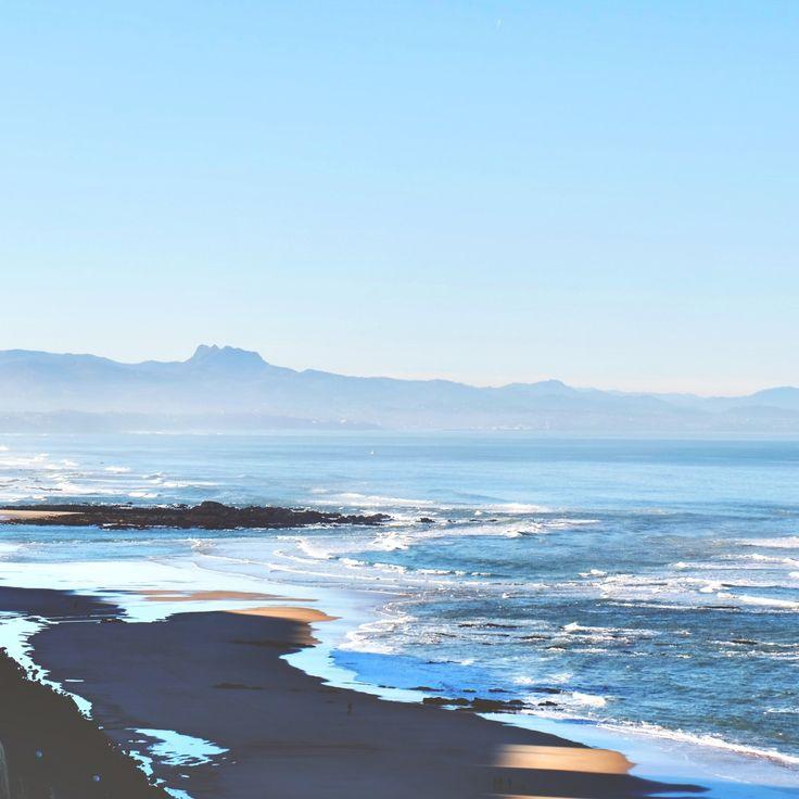 Biarritz / Pays Basque / Travel / Sea