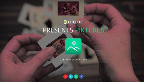 La mejor galería de fotos para Android se llama PiKtures   Entre las aplicaciones que más usamos en el día a día de nuestros terminales Android sin duda alguna la galería de fotos es una de las aplicaciones a las que más entramos a lo largo del día. Es por eso mismo que hoy les quiero presentar la que para mi a título personal es posiblemente la mejor galería de fotos para Android. Una aplicación que bajo el nombre de PiKtures con K nos ofrece un diseño espectacular muy diferente a lo que…