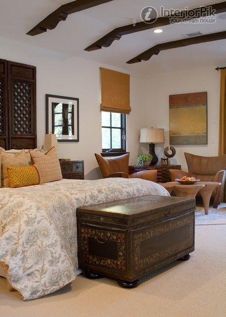 209 best mediterranean decor images on pinterest for Mediterranean master bedroom ideas