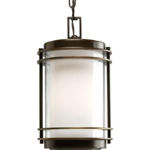 Progress Lighting Penfield Collection Outdoor Hanging Oil Rubbed Bronze Lantern P5503 108 The