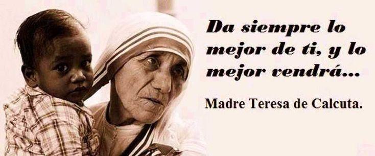 pensamientos de la madre teresa - Ask.com Image Search