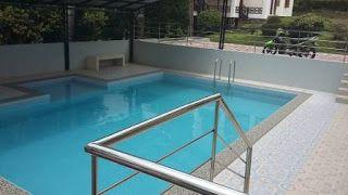 villa lembang asik untuk liburan yang ada kolam renangnya