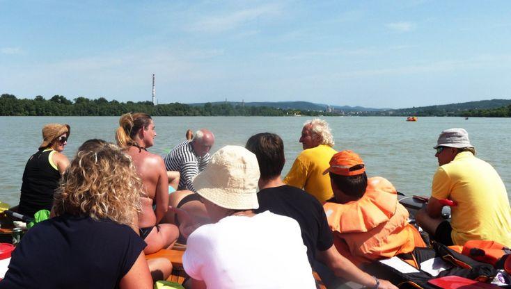 Történelmi vízi séta a Szentendrei-Dunán | Edenpont