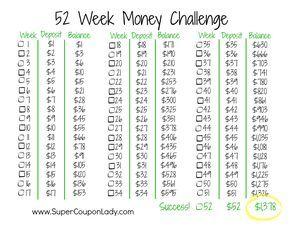 Best 25+ 52 week money challenge ideas on Pinterest ...
