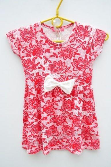 Sukienka dziewczęca ONL0140  _D7 (104-140)