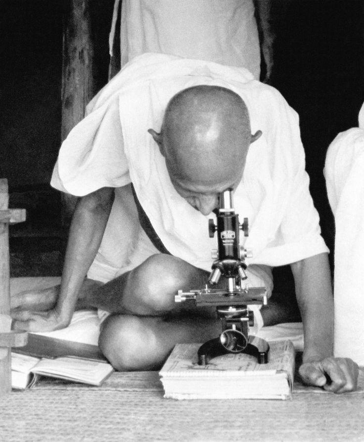 Rare and unseen pictures of Mahatma Gandhi