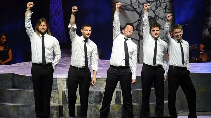 """Life With You"" Tribute to George Donaldson ~ R.I.P George ~ Celtic Thunder ~ Keith, Colm, Ryan, Emmett and Neil  ♥♥"