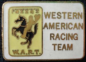 Ferrari Western American Racing Team