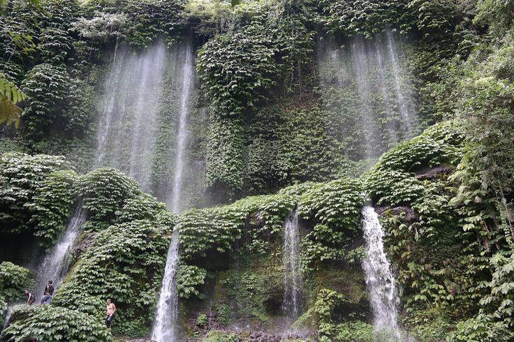De magnifiques cascades à découvrir.