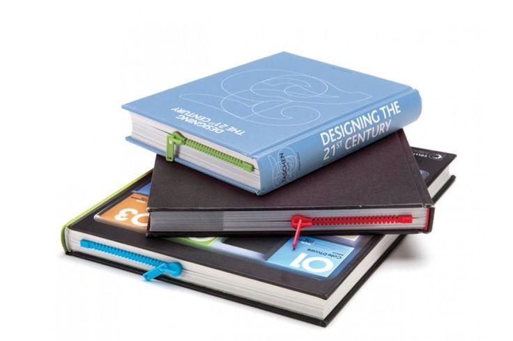Zipmark boekenlegger (Peleg Design). TOP Sinterklaascadeau | #sinterklaas #sinterklaascadeau #sinterklaaskado #top10 #sint #moederdag