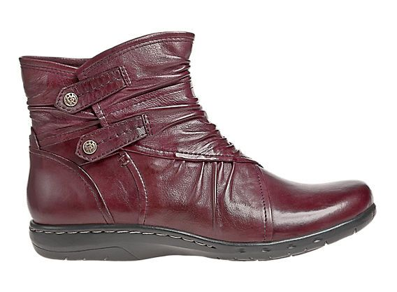 Women's Ankle Boots For Sale Cobb Hill Pandora Women Red CAG11RD Online