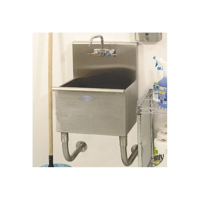 Wall Hung Utility Sink.Pin On Laundry Room Sinks