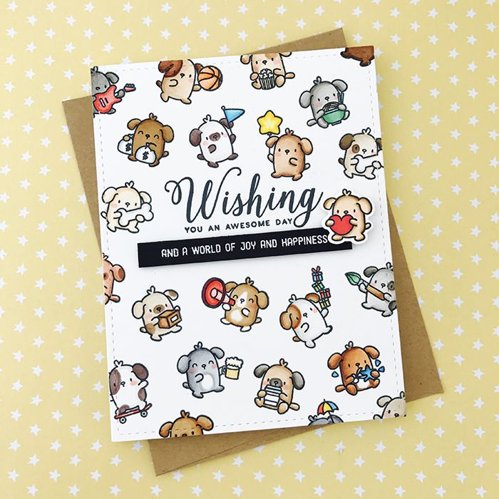 mama elephant | design blog: STAMP HIGHLIGHT : LITTLE DOG AGENDA